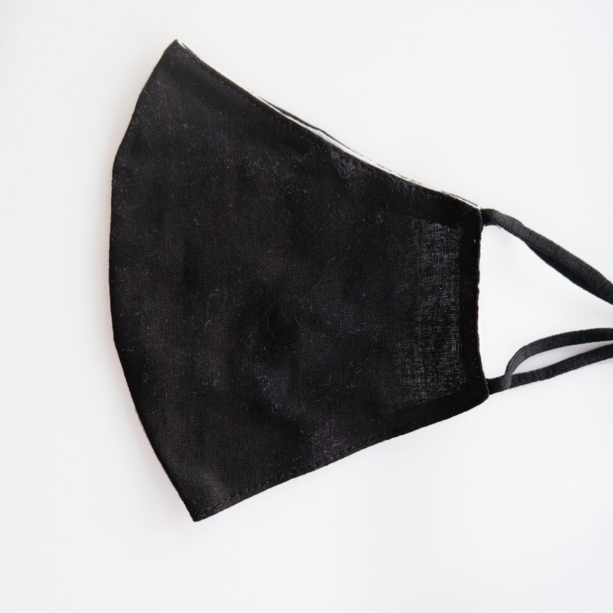 Solid Adult Face Mask with Embroidered Patch Shape - Abbey Eilermann