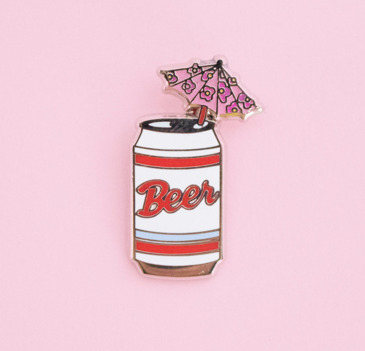 Beer Umbrella Pin - Daily Disco
