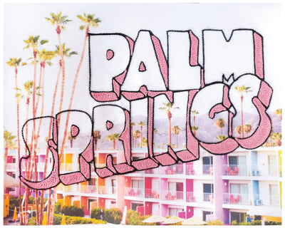 Palm Springs Print - Daily Disco