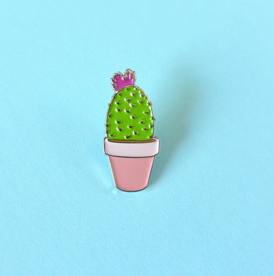 Cactus Pin - Daily Disco