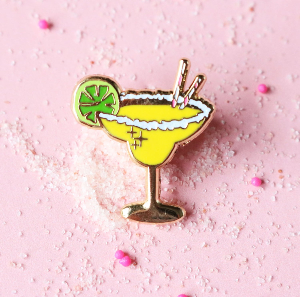 Margarita Pin - Daily Disco