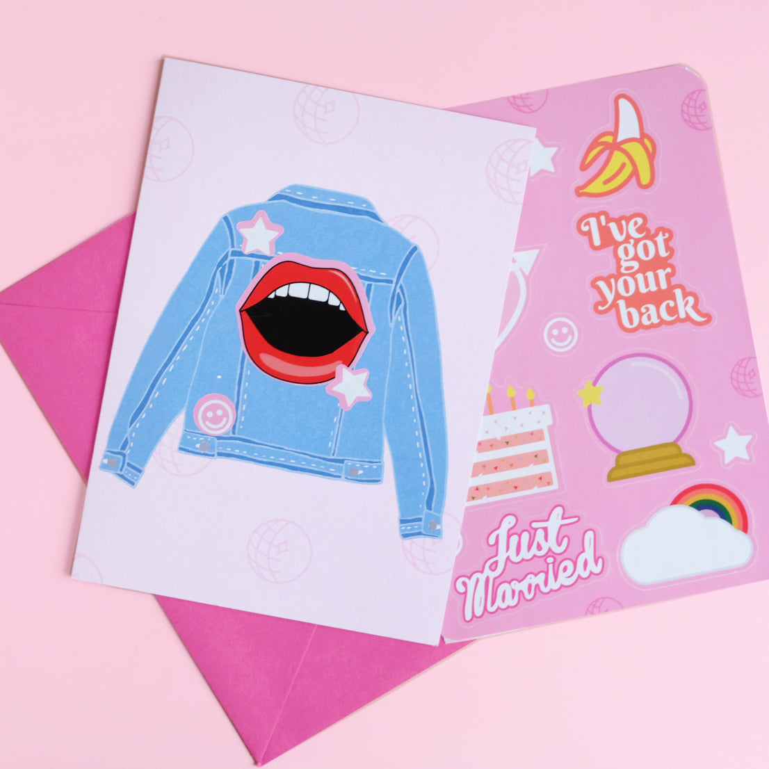 Jacket All Occasion Stationery - Abbey Eilermann