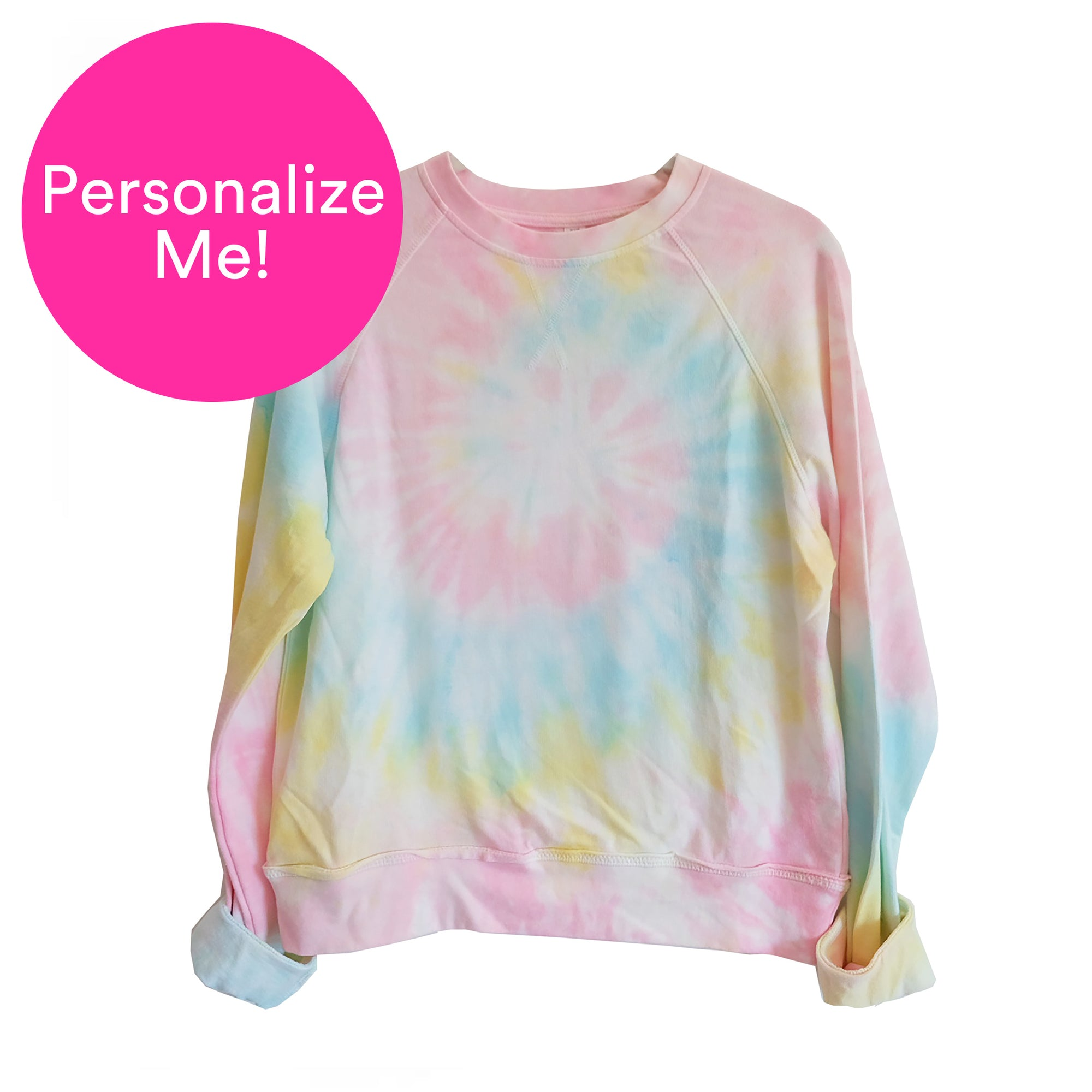Tie Dye Sweatshirt - Abbey Eilermann