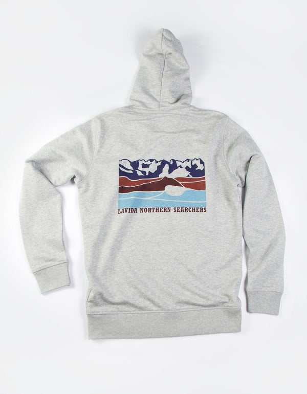 Sudadera Cremallera Northern Searchers Sudadera Lavida shop