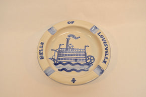 "Vintage M.A. Hadley ""Louisville Belle"" Ashtray"