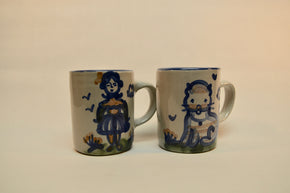 Pair of M.A. Hadley Mugs33