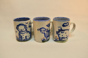Trio of M.A. Hadley Mugs1