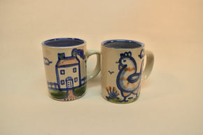 Pair of M.A. Hadley Mugs11
