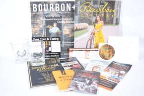 Chateau Bourbon Gift Card and Bourbon Experience