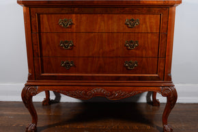 Fancher Chest of Drawers Clawfoot