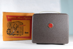 Brownie 8MM Movie Projector