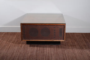 Vintage Stereo Coffee Table