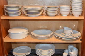 Collection of Dansk China