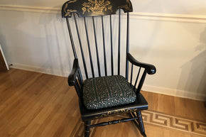Windsor Style Rocking Chair