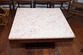Victorian Marble Top Coffee Table11