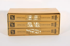 Star Wars VHS Special Edition Collection