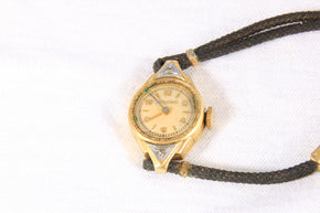 Vintage Ladies Bulova 10K Gold filled watch