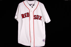 Ted Williams Red Sox Home Jersey