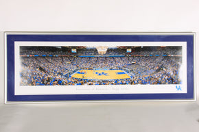 Rupp Arena University of Kentucky framed print