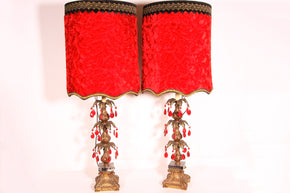 Pair of Vintage Table Lamps1