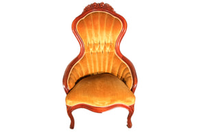 Victorian Parlor Chair1