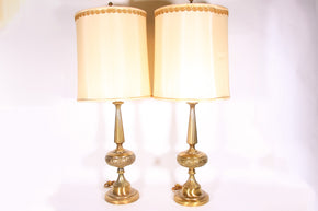 Pair of Mid Century Table Lamps1