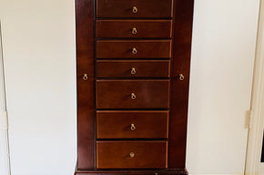 Jewelry Cabinet by Bombay Furniture Company