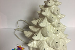 Vintage Ceramic Christmas Tree