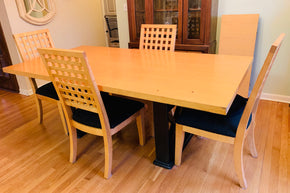 Contemporary Style Kitchen Table and Chairs