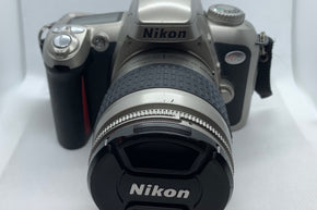 Nikon N75 35MM Camera with bag