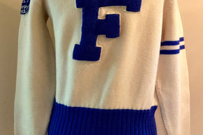 1949 Flaget High school Letter Jacket