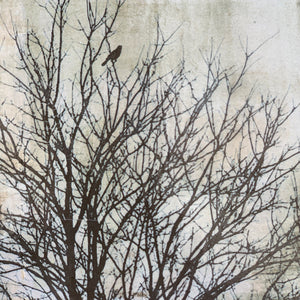 ART BLOCK - BIRDS IN TREES SERIES A