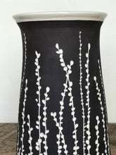 Load image into Gallery viewer, BOTANICAL SILHOUETTES SHEREEN VASE 1