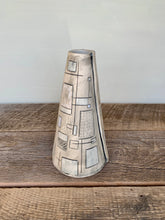 Load image into Gallery viewer, GEO MODERN TAPER VASE 9