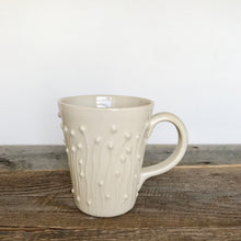 Load image into Gallery viewer, IVORY MUG 16 OUNCES MUG IN ENOKI