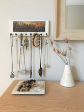 Load image into Gallery viewer, MEDIUM JEWELLERY HOLDER / KEY HOLDER WITH DOG C