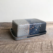 Load image into Gallery viewer, MIDNIGHT BUTTER DISH