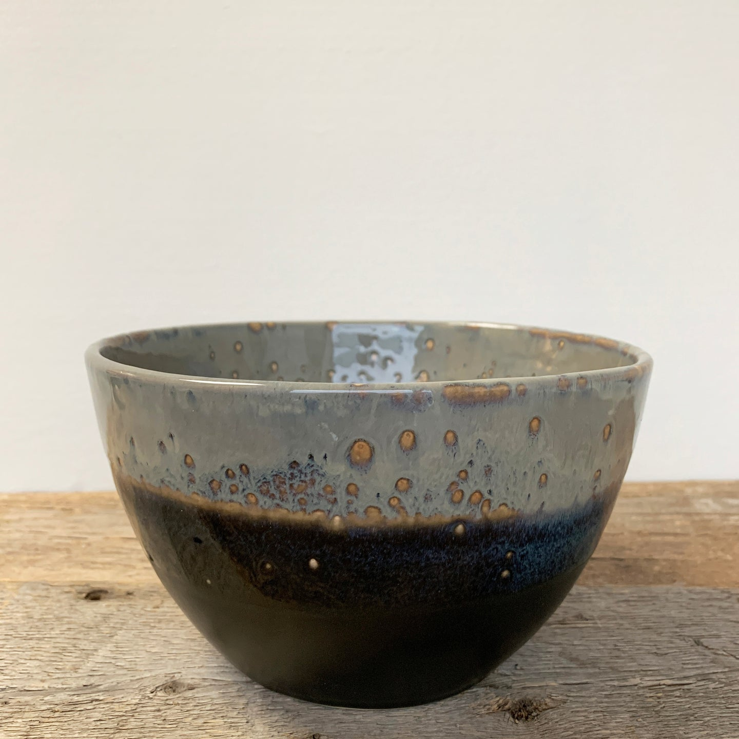 MIDNIGHT TALI SERVING BOWL