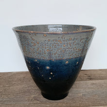Load image into Gallery viewer, MIDNIGHT TALL SERVING BOWL