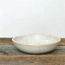 Load image into Gallery viewer, OATMEAL SHALLOW BOWLS - SMALL