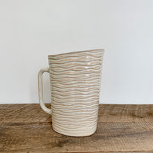 Load image into Gallery viewer, OATMEAL MILK BAG HOLDER IN WAVE