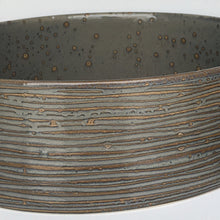 Load image into Gallery viewer, SLATE CYLINDER SERVING BOWL - MEDIUM