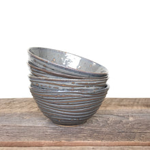 Load image into Gallery viewer, SLATE MEDIUM EVERYDAY BOWL IN WAVE