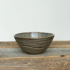SLATE LARGE EVERYDAY BOWL IN WAVE