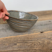 Load image into Gallery viewer, SLATE LARGE EVERYDAY BOWL IN WAVE