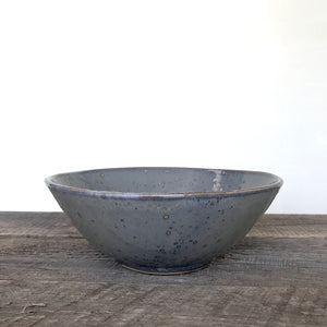 SLATE LINDA SERVING BOWL