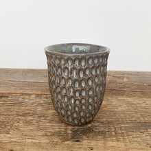 Load image into Gallery viewer, SLATE WINE CUPS WITH CARVED CORAL