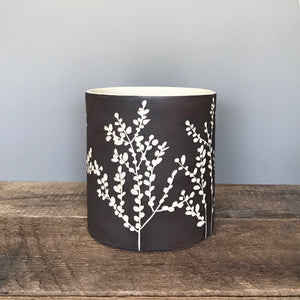 BOTANICAL SILHOUETTES UTENSIL HOLDER