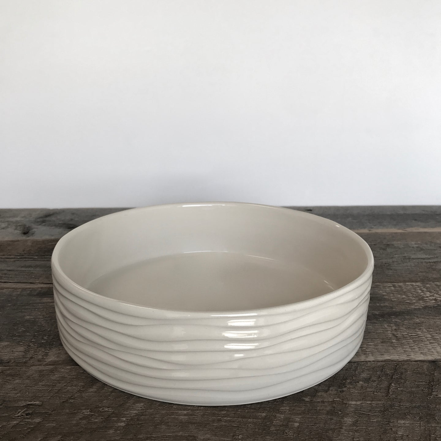 Handcrafted Ceramic Serving Bowl