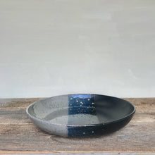 Load image into Gallery viewer, MIDNIGHT SERVING BOWL